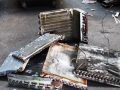 Aluminum Copper Radiators with Steel (Coil)