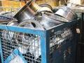Aluminum Rims/Wheels Recycling