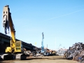 Ferrous Metal Processing Yard