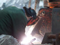 Scrap Metal Welder